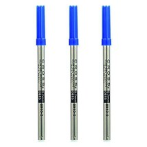 Cross Gel Rollerball Pen Refill Blue/Slim/3Pack - $16.18
