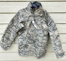 NWT GENUINE USAF APECS ABU GORE TEX TIGER STRIPE ALL PURPOSE PARKA - SMA... - $133.65