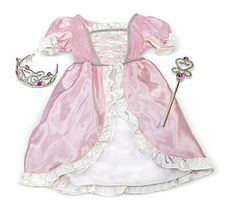 Princess Role Play Costume Melissa and Doug - $29.00