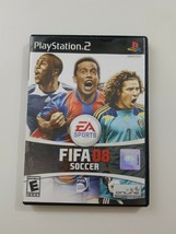 FIFA Soccer 08 PS2 Game 2007 EA SPORTS - $4.49