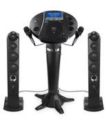 Singing Machine ISM1030BT Bluetooth Pedestal Karaoke System with Resting... - $296.99