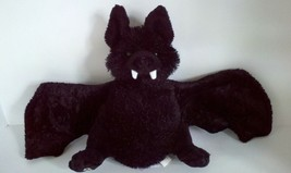 "Ganz Webkinz Black Bat Soft Plush Stuffed Animal Doll Vampire 9"" HM367 N... - $4.45"