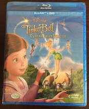 Disney Tinker Bell and the Great Fairy Rescue [Blu-ray + DVD]