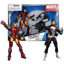 Marvel Year 2009 Series 2 Marvel Universe Exclusive 2 Pack 4 Inch Tall Figure Se - $49.99
