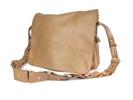 CELINE Leather Brown Cross-Body Shoulder Bag CS15994L - $169.00