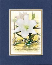 Poems for Easter/Palm Sunday/Ash Wed - Jesus Lives! Yet a little while, ... - $11.14