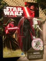 Star Wars The Force Awakens Forest Mission Kylo Ren Figure BRAND NEW in ... - $19.75