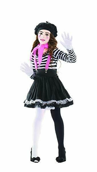 Party King Mesmerizing Mime Skirt Shirt Cute Childrens ...