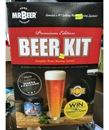 Mr Beer Deluxe Edition 2 Gallon Complete Home Brewing System Beer Kit - $25.84