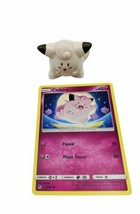 "Pokemon Tomy Clefairy CGTSJ Vintage Authentic Nintendo Genuine 2"" Figure - $11.30"