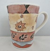 Sango Coffee Shoppe Café Mocha 3062 Stoneware Mug - $12.86