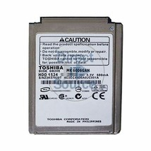 Pack of 10 Toshiba MK6006GAH 60GB HDD Replacement For iPod 4th Gen/Laptop - $138.55