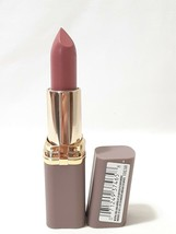 L'Oreal Ultra Matte Colour Rich Pigmented Nude Lipstick Risque Roses # 986 - $8.90