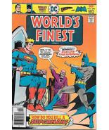 World's Finest Comic Book #240, DC Comics 1976 VERY FINE- - $8.79
