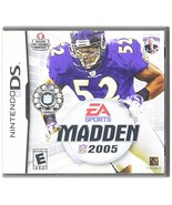 Madden NFL 2005 - Nintendo DS [video game] - $23.70