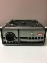 Vintage Kodak Carousel 550 Slide Projector w/ Remote Original Box Working - $72.57