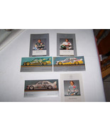 mercedes owners sales brochures 190e amg 16v asch rosberg laffite lot co... - $11.87