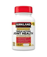 Kirkland Signature Triple Action Joint Health, 110 Coated Tablets BRAND NEW - $31.87
