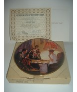 Norman Rockwell The Room That Light Made Plate Light Campaign 1st Issue ... - $15.99