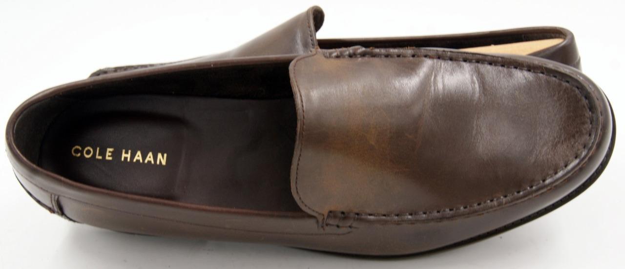 Cole Haan Dustin Venetian II Brown Loafer Men's Shoes Sz 11 M EUC image 7