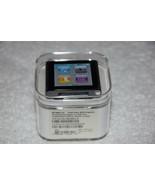 Apple iPod nano 6th Generation Graphite 8GB MC688LL/A MP3 Player Collect... - $332.49