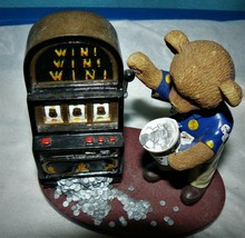 Vintage - Viva Vegas Bear Collection - Slots of Excitement Limited 295 C... - $6.44