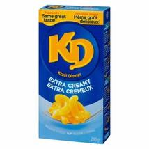 6 X Kraft DINNER EXTRA CREAMY FULL SIZE 225g/ 7.9oz- Mac N Cheee- Canada... - $16.78