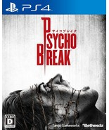 PS4 Psycho Break PlayStation 4 Japan Game Japanese - $79.46