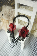Flower Hair Band with Lace (Flower Fairy Ver.3) for BJD SD and MSD Dolls... - $12.90