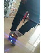 Cosplay Boots Back to the Future LED Light Shoes Air Mag Style ! - $149.99
