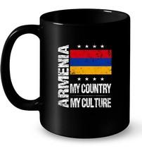 Armenia My Country My Culture Armenian Pride Gift Coffee Mug - $13.99+