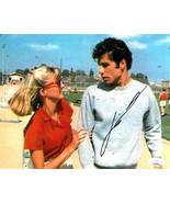 John Travolta signed Grease Danny Zuko 8x10 Photo- JSA #EE62311 (w/ Oliv... - $98.95