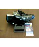 HARMON KILLEBREW HOF 84 MINNESOTA TWINS SIGNED AUTO VINTAGE CLEAT SHOE JSA - $395.99