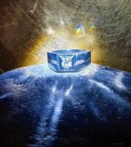 HAUNTED Djinn ring, Paranormal JINN genie haunted ring of wishes of love... - $297.97