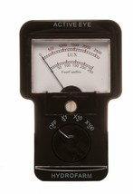 Analog Light Meter Footcandles Healthy Plant Growth  Lighting Systems - $41.60