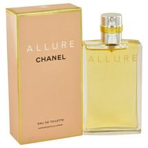 Chanel Allure Perfume 3.4 Oz Eau De Toilette Spray image 4