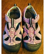 KEEN LILAC Purple Hiking Athletic Sandal Yth US 5 EU 38 Waterproof Anatomic - $29.14