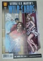 George R R Martin's Wild Cards # 3 Abraham Battle 2008 Dabel Brothers Pu... - $1.09