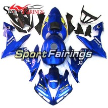 Injection ABS Fairings For Yamaha YZF 04-06 R1 2004 - 2006 Blue Body Frames - $447.85