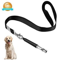 Mew Dog Whistle To Stop Barking,Adjustable Pitch Ultrasonic Training Too... - ₹760.68 INR