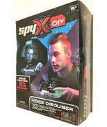 SpyX DIY Voice Disguiser Make Your Own Real-Working Spy Atomic Monkey New - $25.73