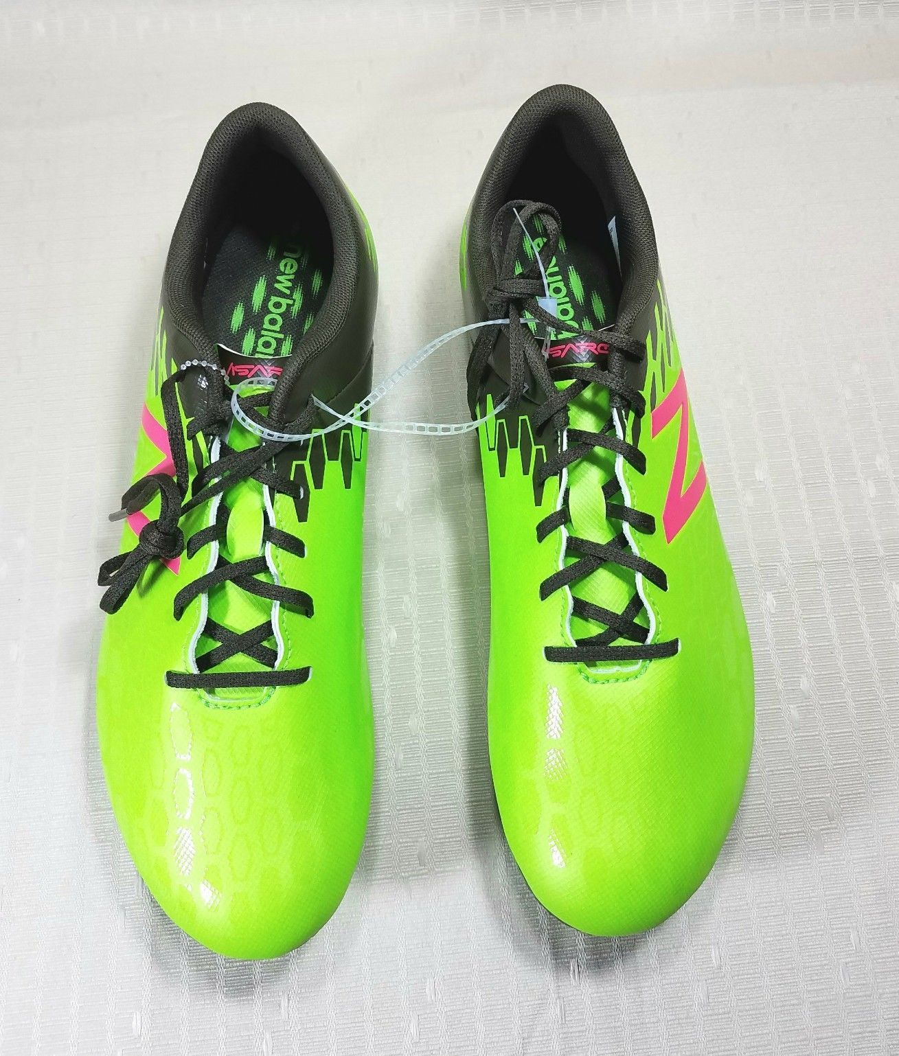 3e751573bd75d S l1600. S l1600. Previous. New Balance Visaro 2.0 Control Firm Ground  Soccer Cleats Men's Size 9.5D Green