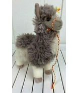 """Douglas Zephyr Llama Alpaca Cuddle Toys Plush 12"""" Toy Stuffed Animal 201... - $24.70"""
