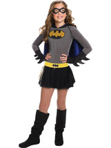 Rubie's Costume Boys DC Comics Batgirl Dress Costume, Small, Multicolor - $64.26
