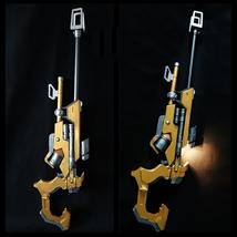 Overwatch Ana Golden Biotic Rifle Cosplay Replica Gun Prop for Sale - $185.00+
