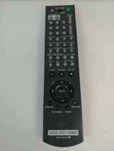 SONY RMT-V501A VIDEO DVD COMBO REMOTE CONTROL - $13.32