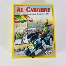 Al Cabohne Card Game By  Amigo - In German - Version 2.0 - $11.06