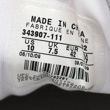 Nike Shox Classic II Women's White & Silver Running Sneaker Size 10 343907-111 image 8