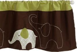Carter's Green Elephant Window Valance 1-Pack - $27.94
