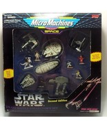 Star Wars Micro Machines Galaxy Battle Collector's Set Second Edition - $43.19
